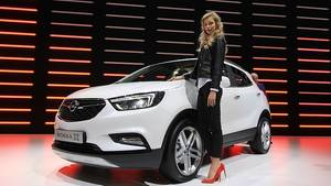 Opel Mokka X - mit neuer Front und neuem Namensannex