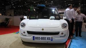 Der Bee-Bee XS ist ein Strand-Mobil für den alltäglichen Spaß
