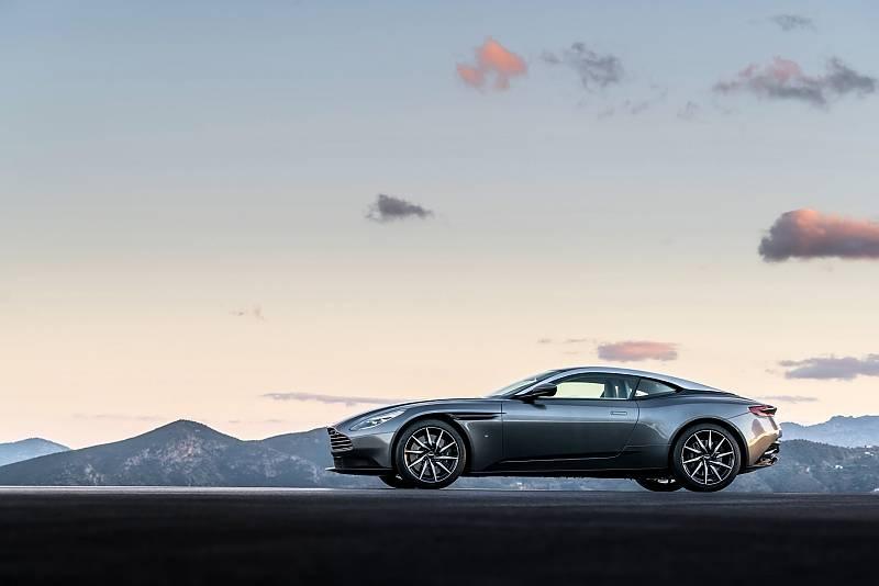 Aston Martin DB11 - kostet über 200.000 Euro