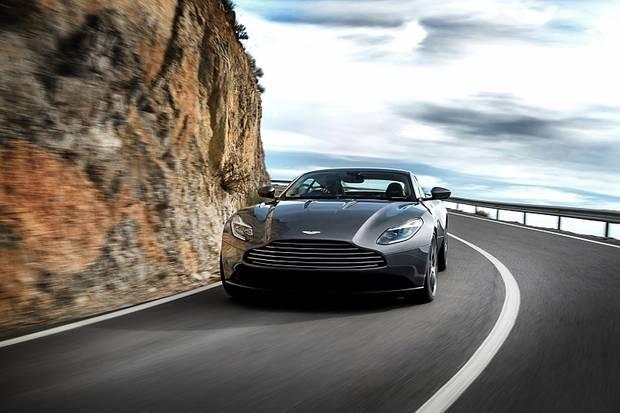 Aston Martin DB11 - mit 447 kW / 608 PS und 700 Nm