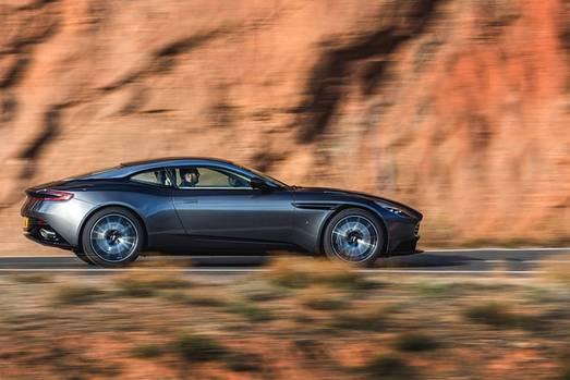Aston Martin DB11 - elegant wie eh und je