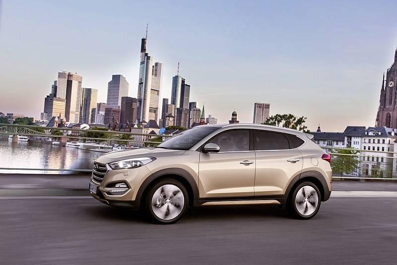 Der Hyundai Tucson verkauft sich prächtig