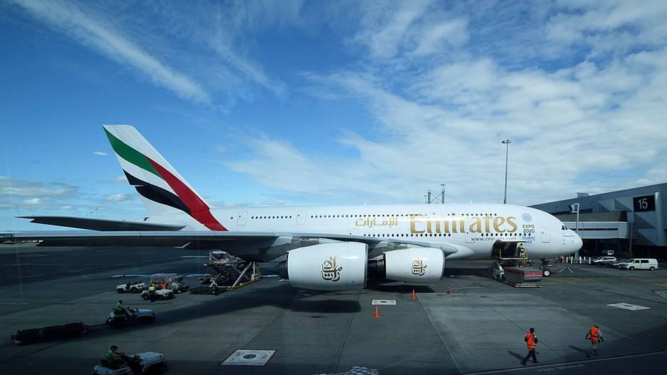 Von Dubai nach Auckland: An Bord des längsten Linienflugs der Welt