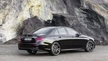 Mercedes AMG E 43 4matic - der V6-Doppelturbo leistet 401 PS und 520 Nm