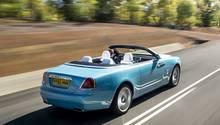 Rolls Royce Dawn 2016 - grenzenloser Luxus für knapp 330.000 Euro