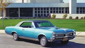 Der Pontiac GTO hat eine sehr markante Front