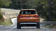 Seat Ateca 2.0 TDI 4Drive DSG - der kleine Bruder des VW Tiguan