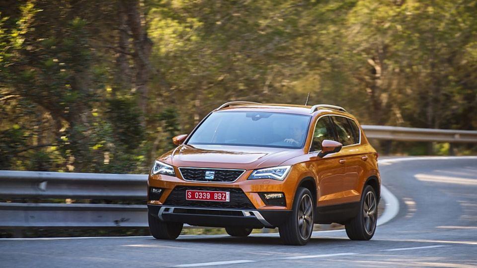 Seat Ateca 2.0 TDI 4Drive DSG - mit 140 kW / 190 PS
