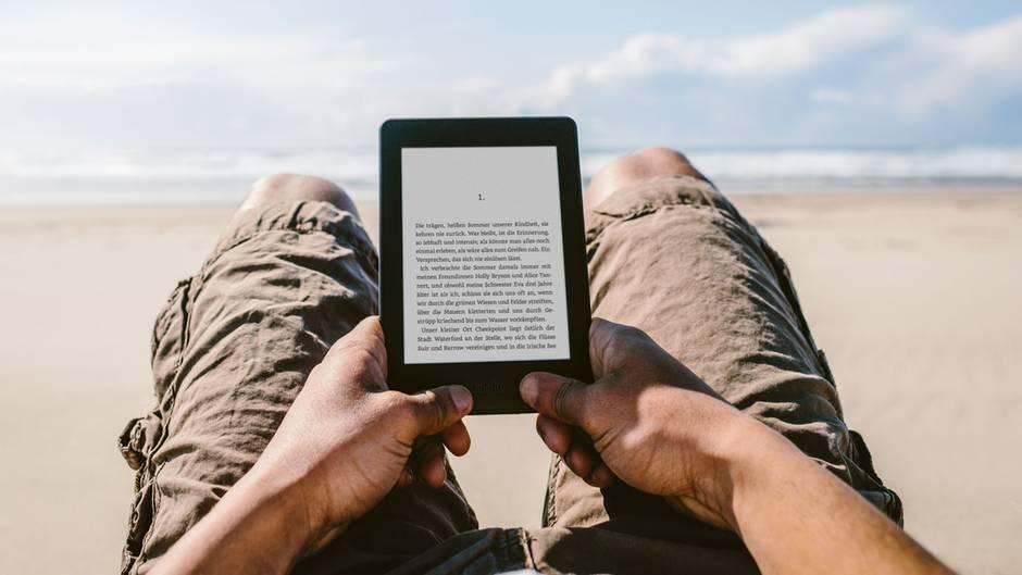 Amazon Kindler Paperwhite