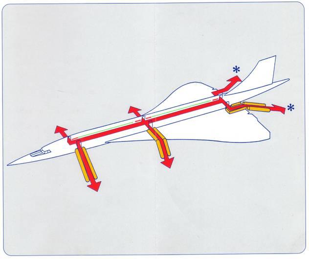 """1. Machen Sie an Bord noch vor dem Start einen Plan für den Notfall, zählen Sie die Sitzreihen vor und hinter sich bis zum jeweils nächsten Notausgang. So lautet der erste von 14Tippsaus der Checkliste des jüngsten Buches """"Crashtest"""" von Andreas Spaeth."""