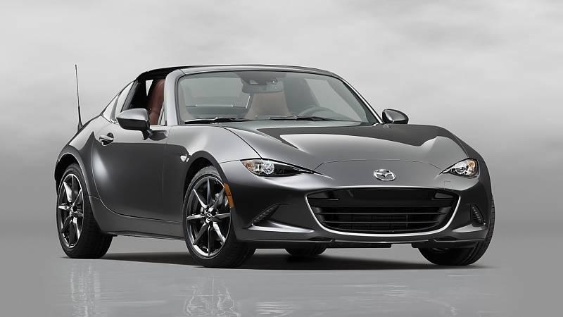 Mazda MX 5 RF kommt erst 2017 auf den Markt