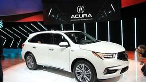 Acura MDX - nur für due USA im Angebot