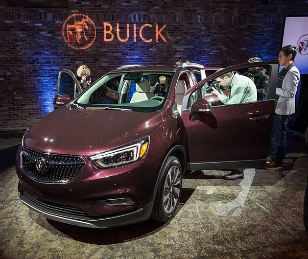 Der Buick Encore ist ein Bruder des Opel Mokka