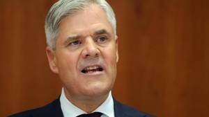 Andreas Dombret, Vorstandsmitglied der Deutschen Bundesbank. Foto: Fredrik von Erichsen