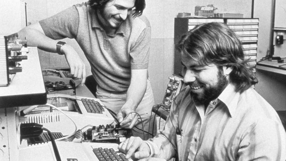 Apple Steve Jobs Wozniak