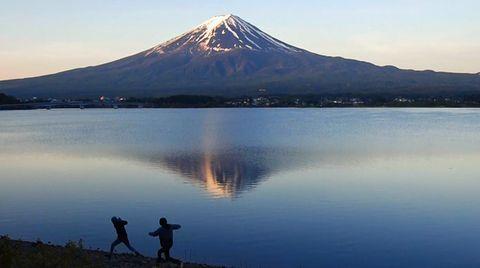 """Szene aus """"In Japan - 2015"""""""