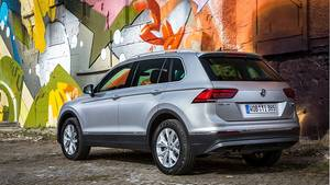 VW Tiguan 2.0 TDI 4motion DSG