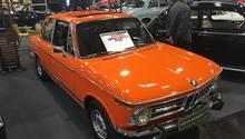 BMW 2002 tii von 1975 - auch er feiert 40. Geburtstag