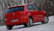 VWs werden am häufigsten angeboten