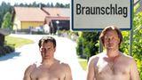 """Nicholas Ofczarek in der Serie """"Braunschlag"""""""
