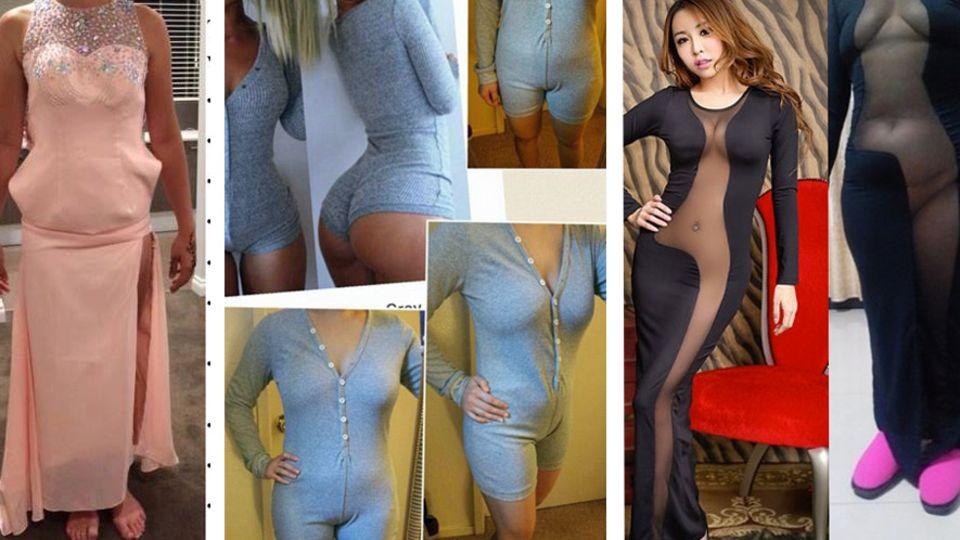 Mode im Online-Shopping: So werden Frauen mit Schrott-Klamotten aus China reingelegt