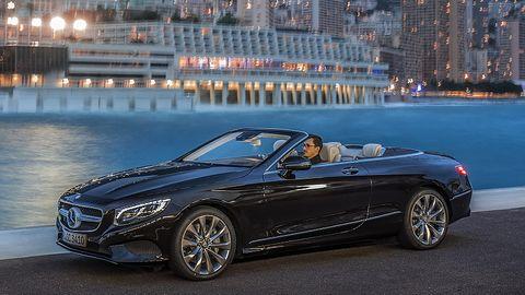 Mercedes S 500 Cabriolet - Luxus im Überfluss, wenn man die lange Aufpreislistre bemüht