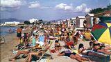 Zwischen Palma und dem Flughafen der Stadt liegt der Strand von Ciudad Jardín, der bereits in den 60er Jahren stark frequentiert wurde