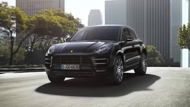 Auch der Porsche Macan erhält von den Autofahrern Bestnoten