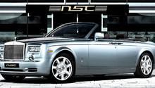 Das Newport Convertible Rolls Royce Phantom Cabrio steht für den klassischen Luxus