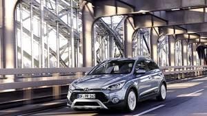 1.165 Kilogramm ist der Hyundai i20 Active schwer.