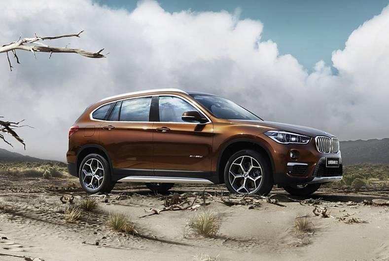 BMW X1 Langversion für China ist 12 Zentimeter länger als die Europa-Variante