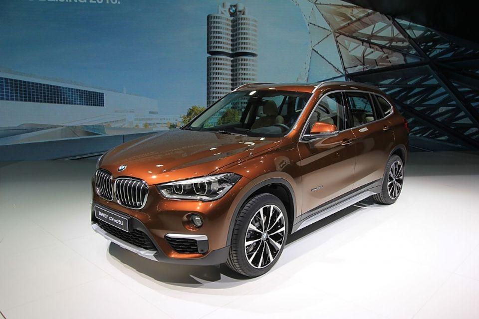 BMW X1 L - mit zwölf Zentimetern mehr Radstand