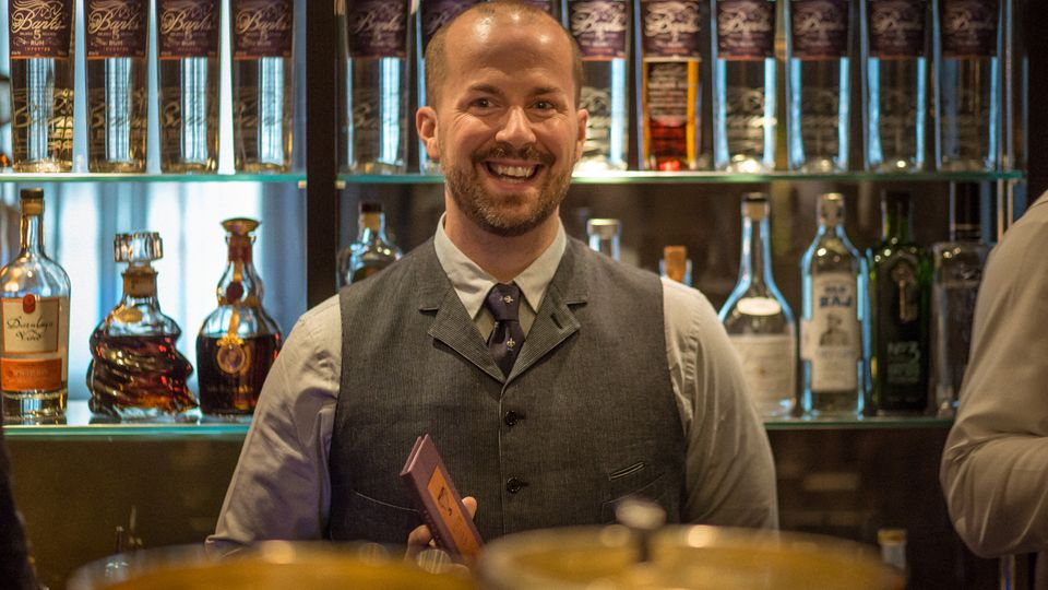 Der New Yorker Barkeeper Jim Meehan