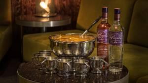 Ein Punsch ist eine gute Alternative zum klassischen Cocktail, meint Jim Meehan