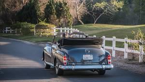 Das Mercedes 300 d Cabriolet wurde nur 65 Mal gebaut