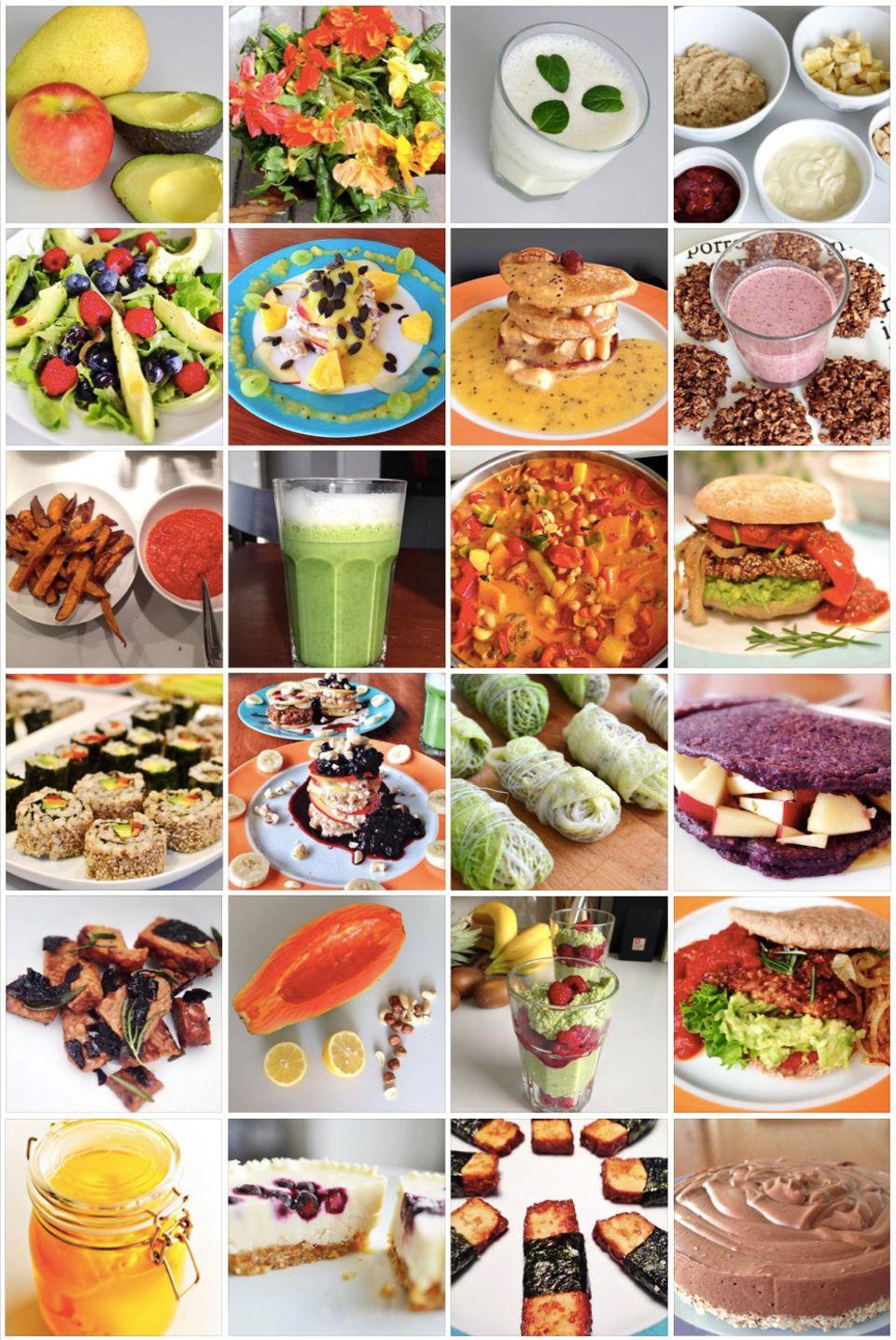 Einfach vegan: Aus meiner veganen Küche. Fotos: Derik Meinköhn