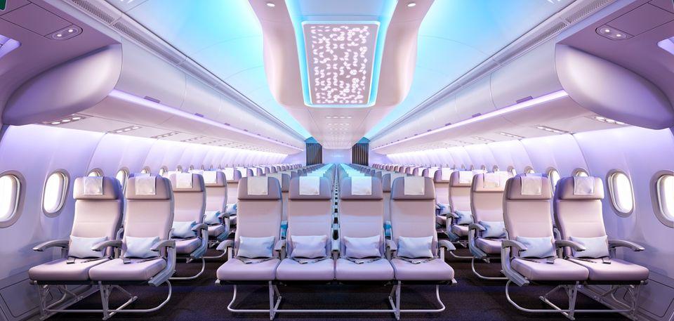 Follow Me: Unendliche Möglichkeiten der direkten und indirekten Beleuchtung durch LEDs © Airbus