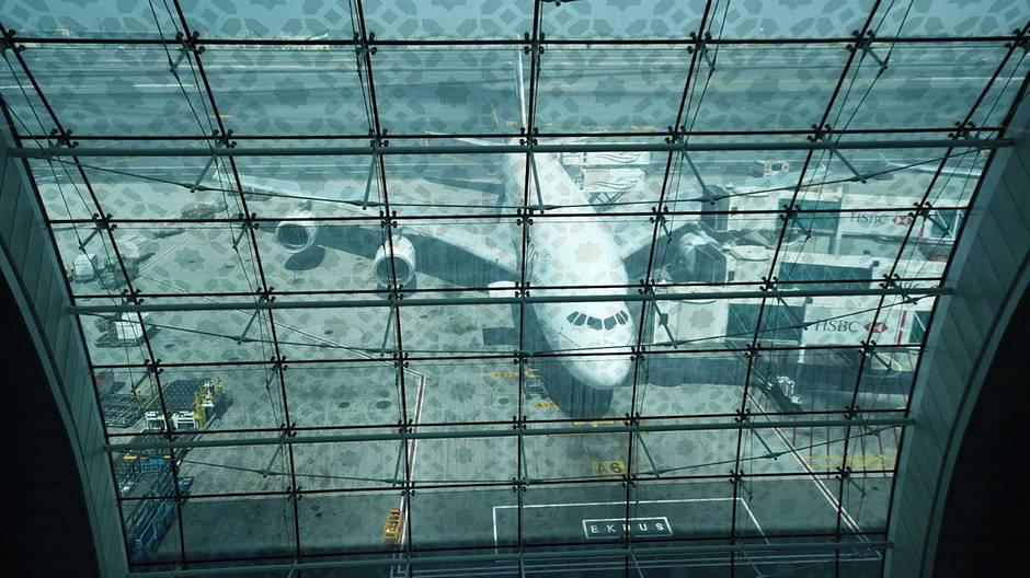 Der Längste Flug Der Welt Nonstop Von Dubai Nach Auckland Sternde