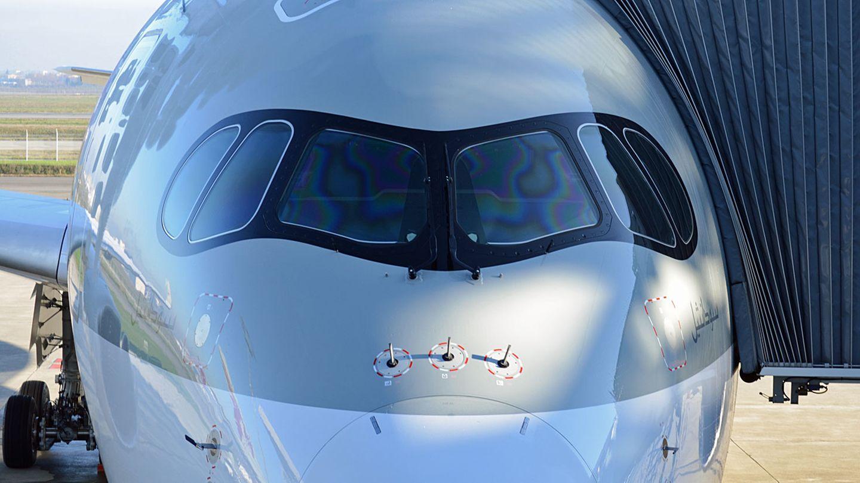 Follow Me: Airbus A350 von Qatar: Panne beim Premierenflug