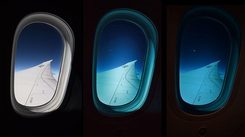 Follow Me: Die Fenster lassen sich per Knopfdruck elektronisch abdunkeln © Till Bartels