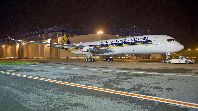 Follow Me: Bald hat Singapore Airlines den längsten Nonstop-Flug der Welt