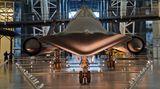 Spipnage-Jet: SR-71 Blackbird - der schnellste Jet der Welt