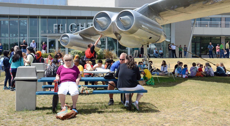Follow Me: Die schönsten Flug-Oldtimer zum Anfassen
