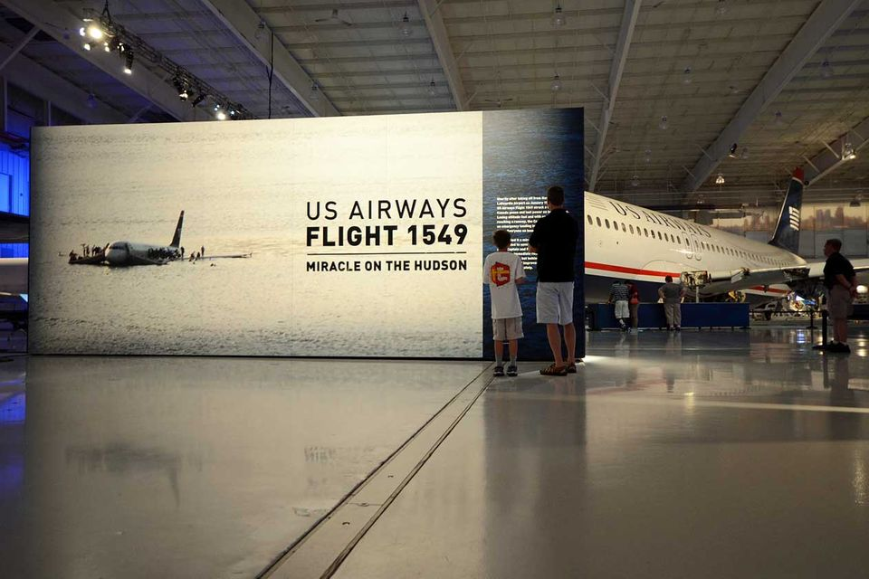 Follow Me: Im Hangar des Carolinas Aviation Museum © Till Bartels