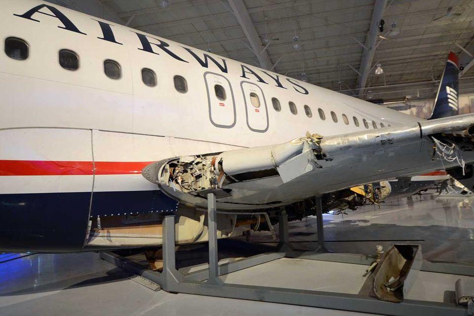 Follow Me: Für den Transport mussten die Flügel demontiert werden © Till Bartels