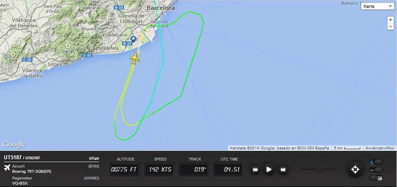 Follow me: Pilot verhindert Crash zweier Großraumjets