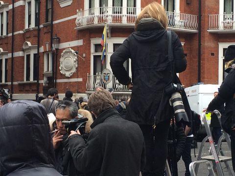 Last Call: Warten auf Assange