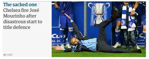 Last Call: José Mourinho – Es war einmal ein Special One