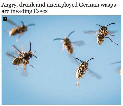 Last Call: Der Luftangriff der deutschen Wespen