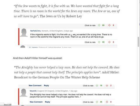 Last Call: Wie Hitler die Flüchtlingslage so sieht…